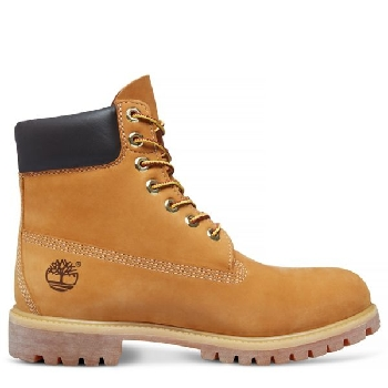 TIMBERLAND AF 6IN PREM BT WHEAT YELLOW<br>Jaune