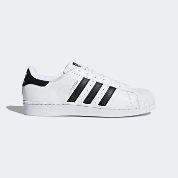 ADIDAS SUPERSTAR C77124<br>Blanc