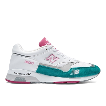 NEW BALANCE UK USA M1500 WTP MIAMI<br>Blanc