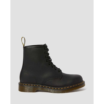 DOC MARTENS 1460 BLACK GREASY 11822003<br>Noir