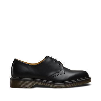 DOC MARTENS 1461 NARROW SMOOTH 10078001<br>Noir