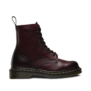 DOC MARTENS PASCAL CHERRY RED TEMPERLEY WF 21154600<br>Bordeaux