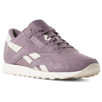REEBOK CL NYLON NOBLE DV3635<br>Violet