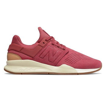 NEW BALANCE MS247 D GP MARZIPAN<br>Rouge