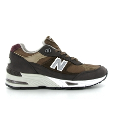 NEW BALANCE UK USA M991 GNN<br>Marron