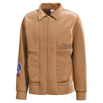 PUMA  TEXTILE HAN BOMBER ALMOND<br>Or