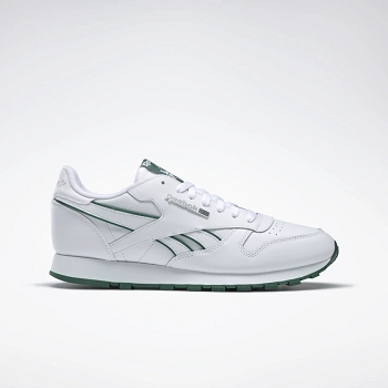 REEBOK CL LEATHER DV8631<br>Blanc