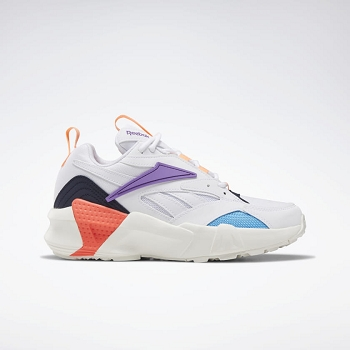 REEBOK AZTREK DOUBLE MIX DV8171<br>Blanc