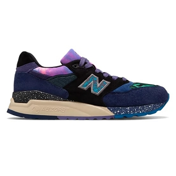 NEW BALANCE UK USA M998 D<br>Bleu