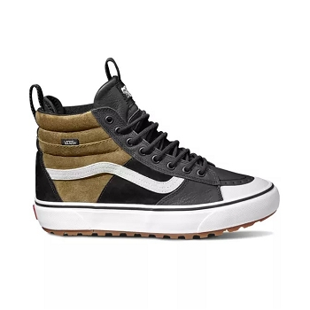 VANS UA SK8HI MTE 2.0 DX MTE DIRTTRUE WHITE<br>Marron