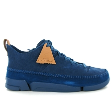 CLARKS ORIGINALS TRIGENIC FLEX<br>Bleu