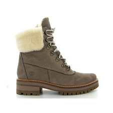 TIMBERLAND COURMAYEUR VALLEY<br>Marron