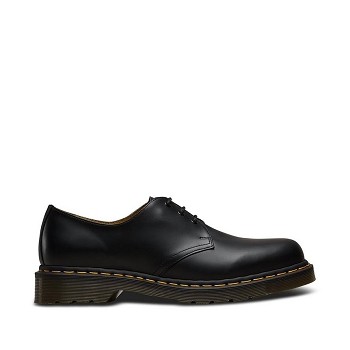 ERA 95 DX ANHM FCTY OG BLACK 1461 BLACK SMOOTH:Cuir/Noir