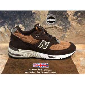 NEW BALANCE UK USA M991 DBT<br>Marron