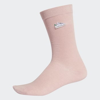 ADIDAS TEXTILE STAN SOCK ED8027<br>Rose