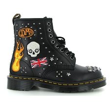 DOC MARTENS 1460 BLACK SMOOTH<br>Noir