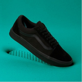 VANS OLD SKOOL CONFYCUSH<br>Noir