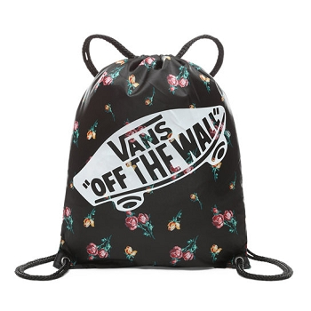 VANS TEXTILE WM BENCHED BAG SATIN<br>Noir