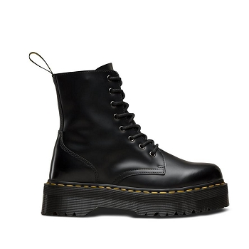 ML574 JADON  POLISHED SMOOTH 15265001:Cuir/Noir