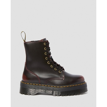 DOC MARTENS JADON POLISHED SMOOTH 15265001<br>Bordeaux