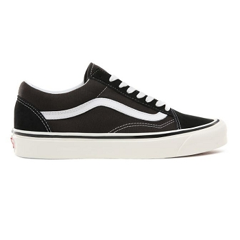 VANS UA OLD SKOOL 36 DX ANAHEIN FACTORY <br> Noir