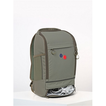 PINQPONQ CUBIK MEDIUM BACKPACK AIRY OLIVE<br>Vert