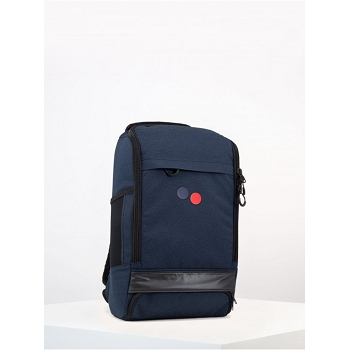 PINQPONQ CUBIK MEDIUM BACKPACK VIVID OCEAN<br>Bleu