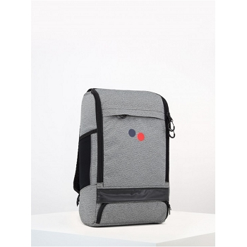 PINQPONQ CUBIK MEDIUM BACKPACK VIVID MONOCHROME<br>Gris
