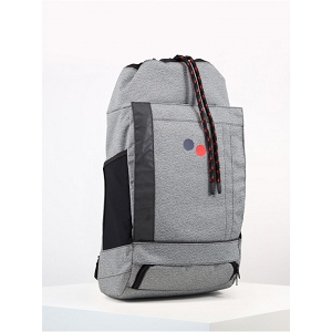 PINQPONQ BLOK MEDIUM BACKPACK VIVID MONOCHROME<br>Gris