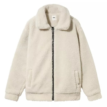 VANS TEXTILE SNOW OUT JACKET<br>Beige