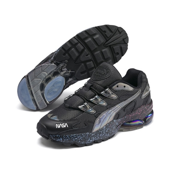 PUMA CELL SPACE AGENCY NASA 37251301<br>Noir