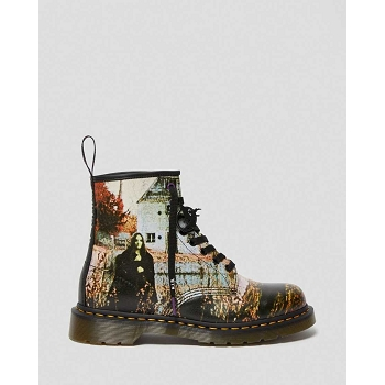 DOC MARTENS 1460 BLACK SABBATH 26315102<br>Multicolore