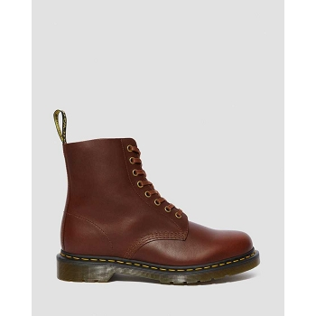 DOC MARTENS 1460 PASCAL BROWN CLASSICO 25735203<br>Marron