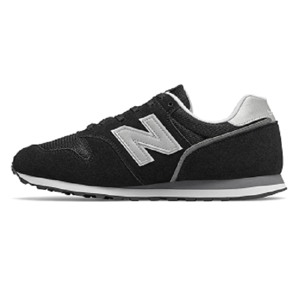 New balance sneakers ml373 d noirB309801_2