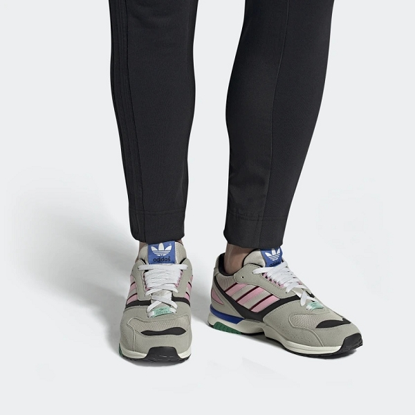 Adidas sneakers zx 4000 g27900 roseD034801_3