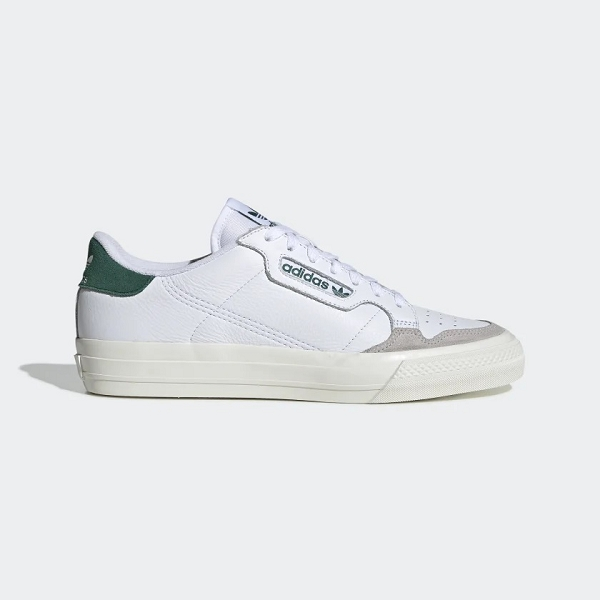 Adidas sneakers continental vulc ef3534 blanc
