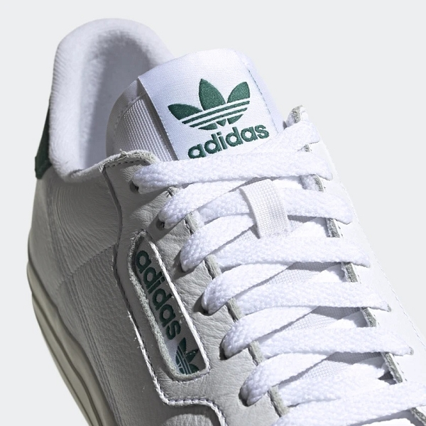Adidas sneakers continental vulc ef3534 blancD052501_3
