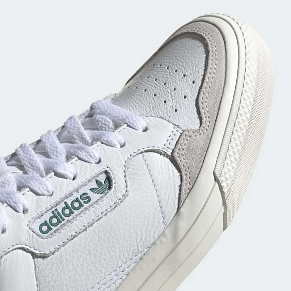 Adidas sneakers continental vulc ef3534 blancD052501_5