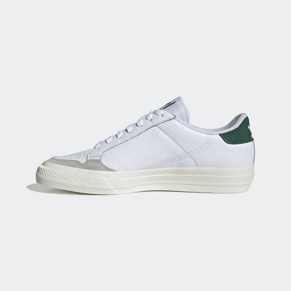 Adidas sneakers continental vulc ef3534 blancD052501_6