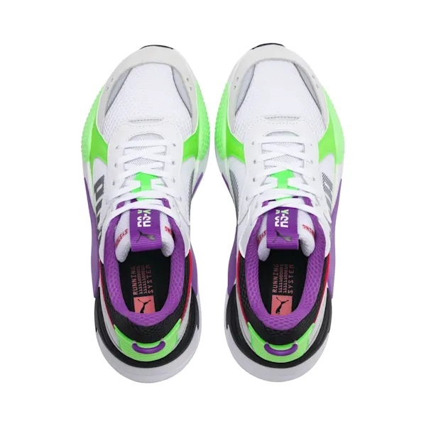 Puma sneakers rsx bold 37271502 blancD053401_2