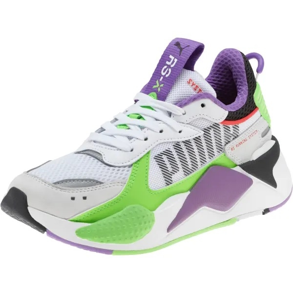 Puma sneakers rsx bold 37271502 blancD053401_4