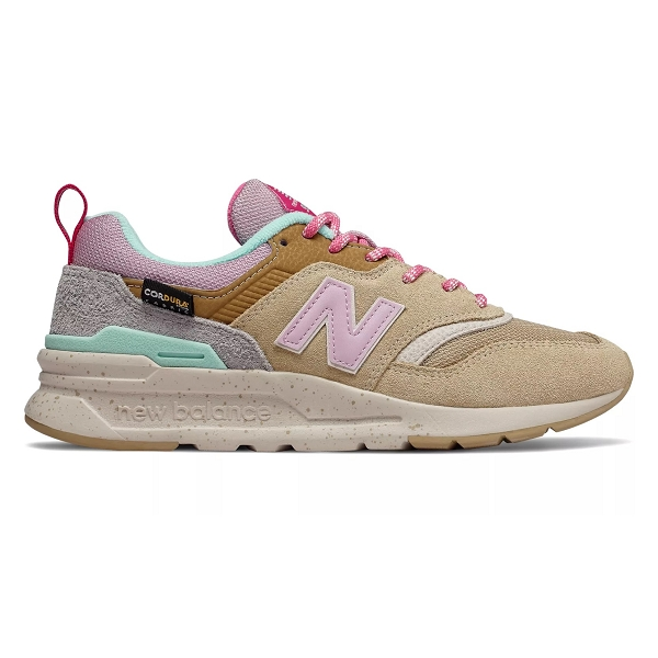 New balance sneakers cw997 beige