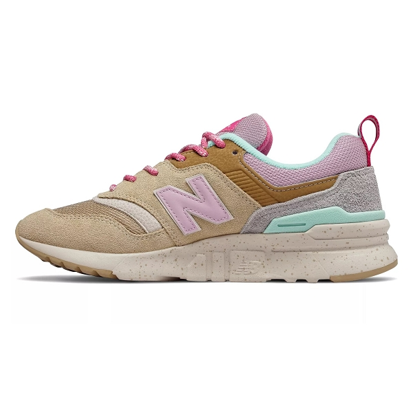 New balance sneakers cw997 beigeE032902_2