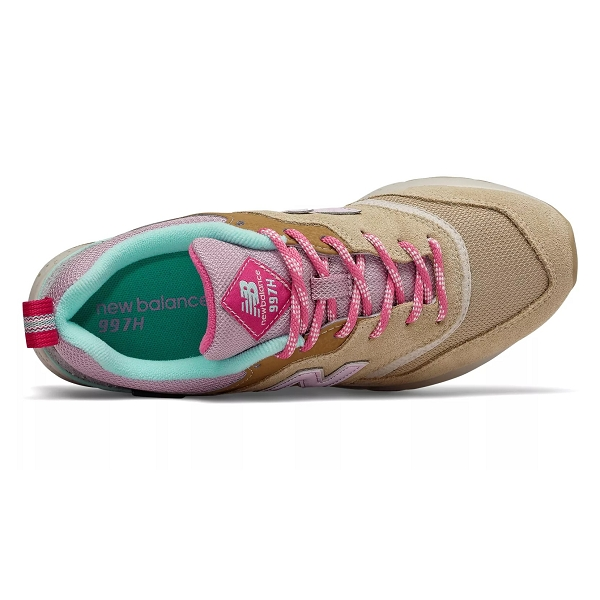 New balance sneakers cw997 beigeE032902_3