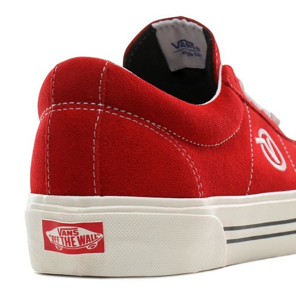 Vans sneakers ua sid dx anaheim factory rougeE039501_3