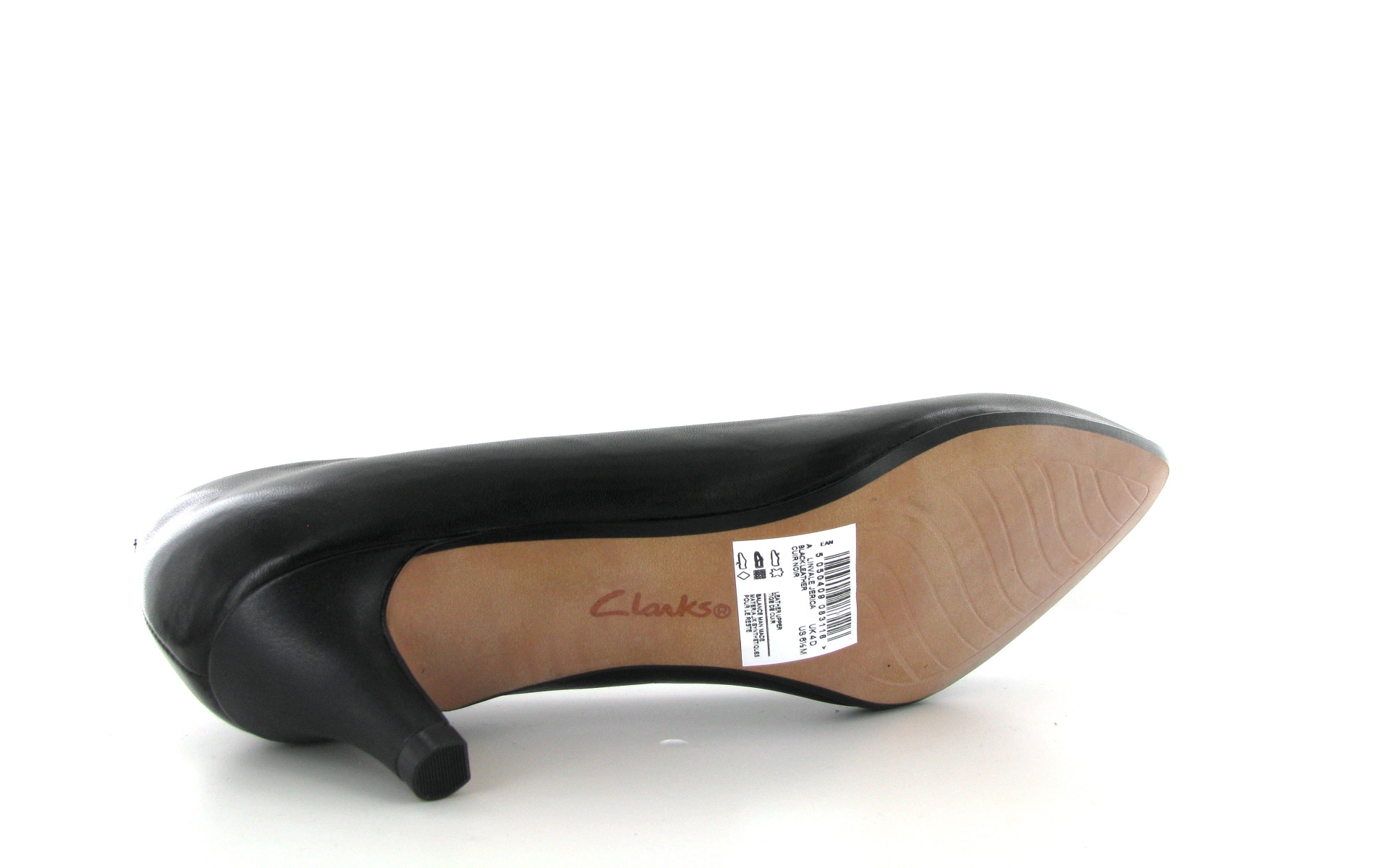 Clarks linvale jerica noir
