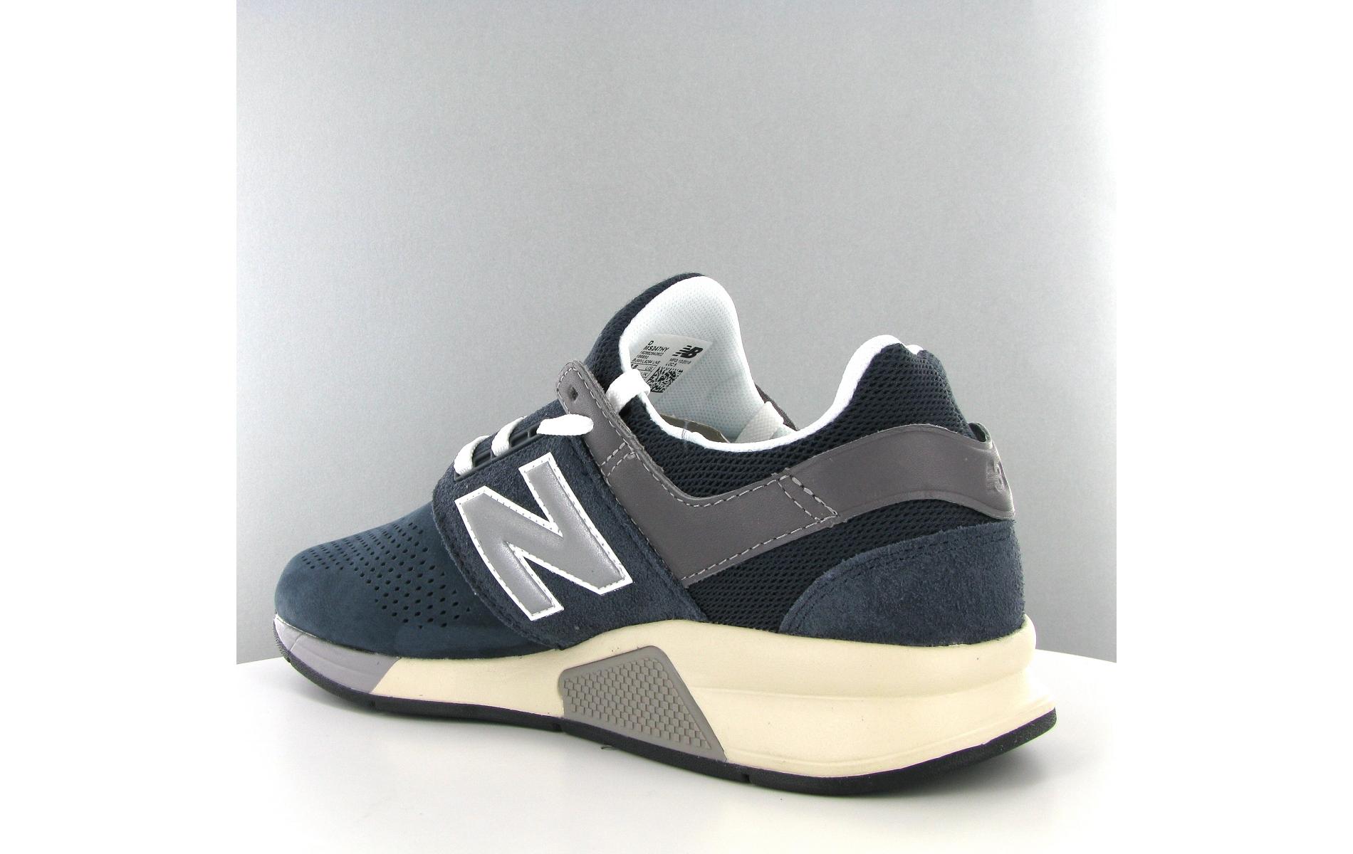 new balance ms247 bleu
