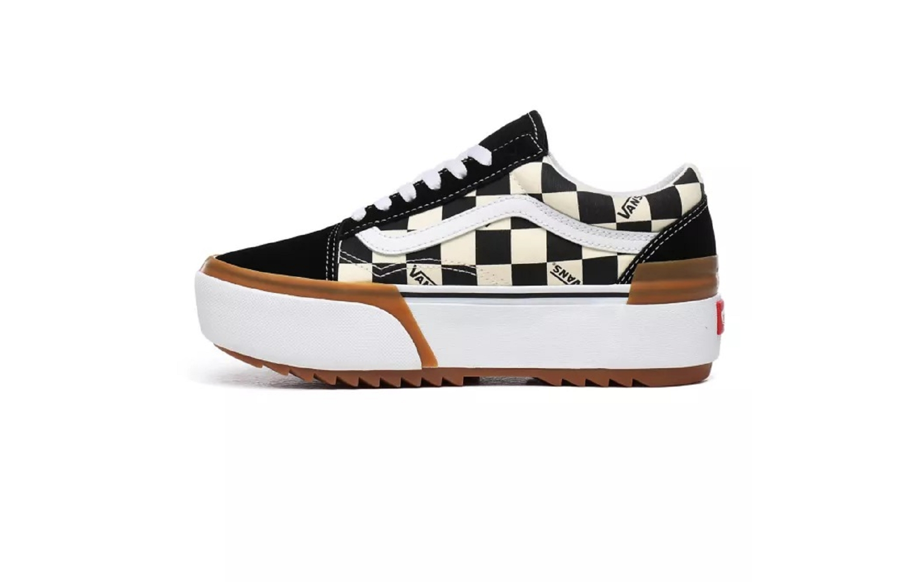 chaussures vans old skool stacked